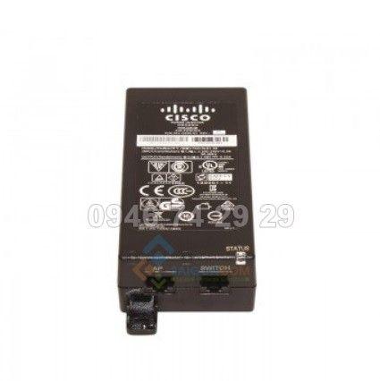 Bộ nguồn Cisco power injector AIR-PWRINJ5, 802.3af, 15.4W (dùng cho AP 1040, 1140, 1260, 1600, 2600, 3500)