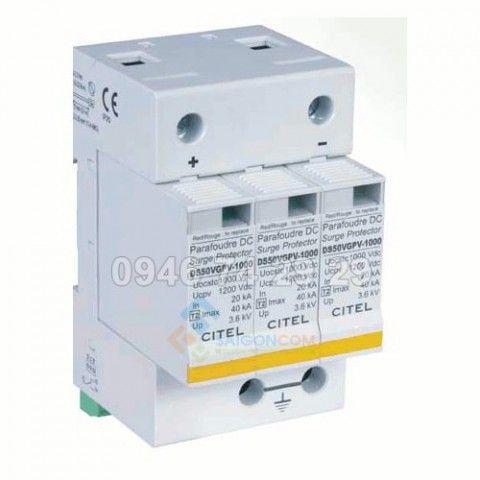 Thiết bị chống sét dòng DC 800V - DS50PV800G/51