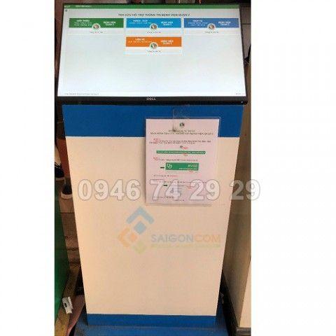 Hệ thống Kiosk Đánh giá Hài lòng của khách hàng