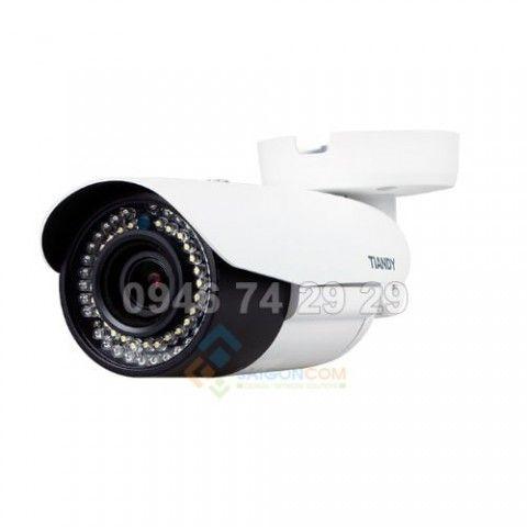 Camera tiandy TC-NC23MS  ống kinh 2.8 -12mm Zoom 4x   Starlight  độ phân giải 2.0Mp