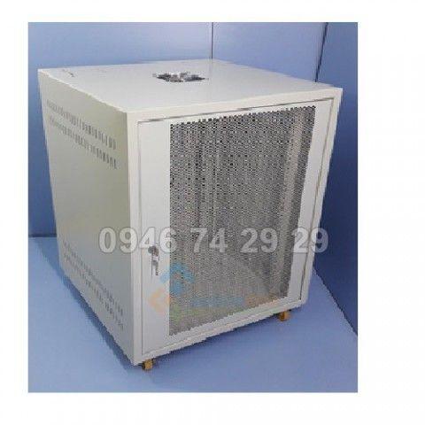 """Tủ Comrack 19"""" 12U D600 dùng trong nhà, dày 1.2mm"""