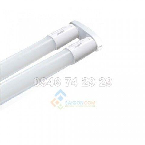 Đèn Led tube thủy tinh - bao gồm bóng 1.2m 2x18w