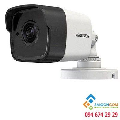 Camera thân ống Hikvision DS-2CE16D8T-ITE HDTVI 2.0MP hồng ngoại 20m siêu nhạy sáng PoC