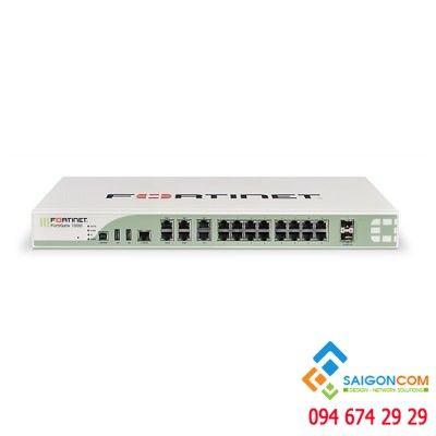 Thiết bị HP Fortigate FG-100E-BDL ( Firewall Fortinet FotiGate FG-100E )