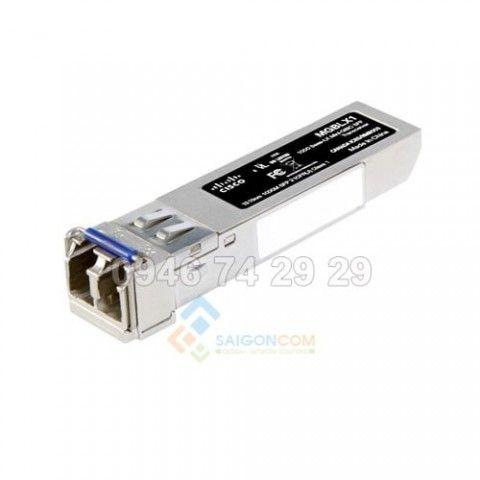 Module quang SFP 2 sợi 1G  bước sóng 1310nm 10KM  Base-LX Mini-GBIC SFP Transceiver Cisco MGBLX1