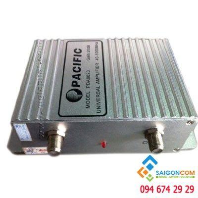 Khuếch đại tín hiệu tivi PDA 8620 pacific ( 20db)