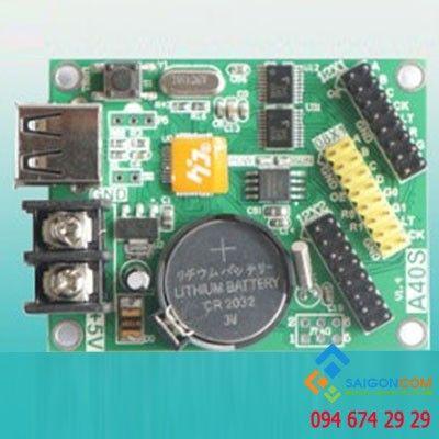 Card điều khiển led Module HD Q41 điều khiển 1 tầng