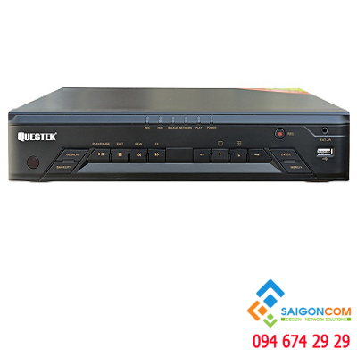 Đầu ghi hình 4 kênh AHD Questek Win-8404AHD 2.0