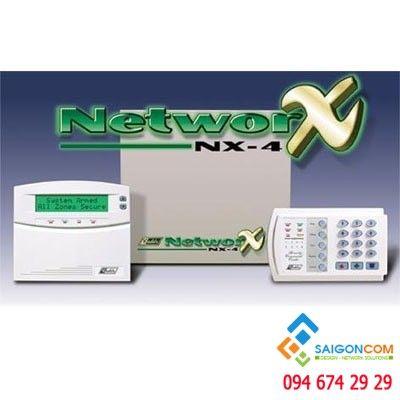 Trung tâm báo đông Network có dây NX-6