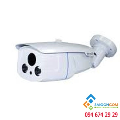 "Camera RDS Analog 900TVL 1/3"" Sony 02 LED Array 60m, hồng ngoại ngày đêm"