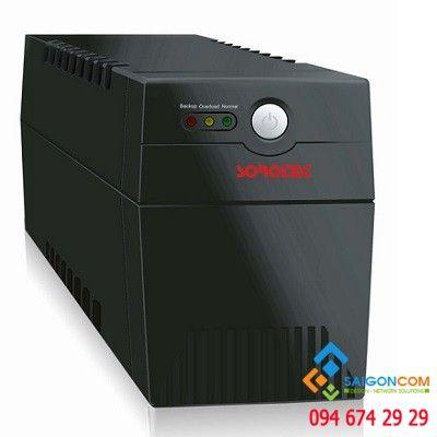 Bộ lưu điện UPS SOROTEC BL600- 600VA/360W