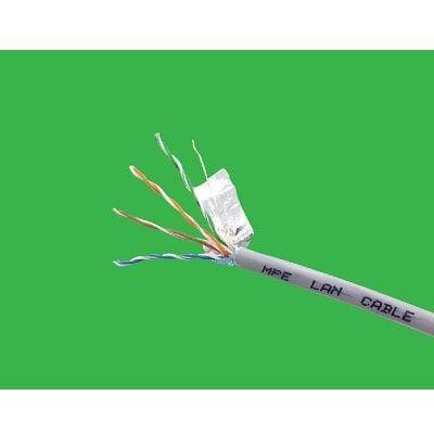 Cáp mạng FTP 4 đôi giáp bạc chống nhiễu - 305m