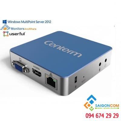Bổ chuyển đổi Centerm C75-V2 - từ 1 Máy tính  ra nhiều  màn hình