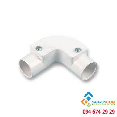 Co nắp nối ống MPE Ø 20