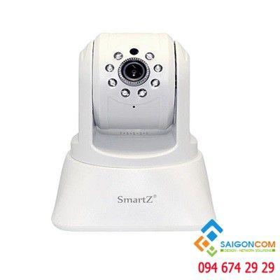 Camera Wifi SmartZ SCX1001 1.2MP xoay 360 độ, thu tiếng, đàm thoại 2 chiều
