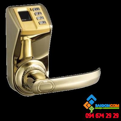 Khóa vân tay DIY 3398  thiết lập 120 mật mã và Chìa khóa