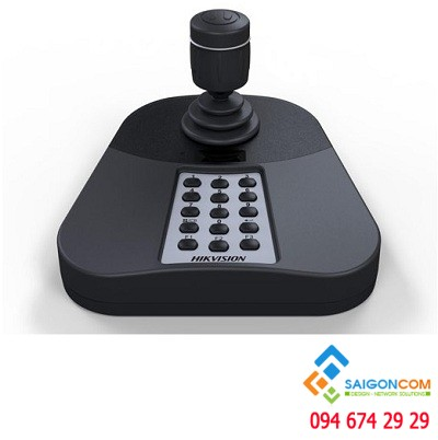 Bàn điều khiển camera Speed Dome qua cổng USB DS-1005KI