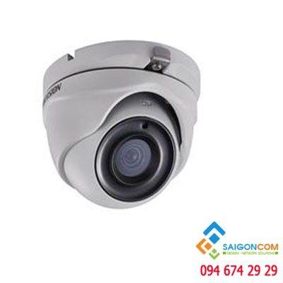Camera bán cầu Hikvision TVI DS-2CE56H0T-ITPF 5.0MP