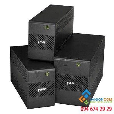Bộ lưu điện EATON 5E1100iUSB công suất 1100VA/660W lưu 5 phút cho 01 PC
