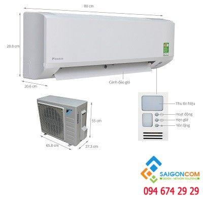 Máy Lạnh REETECH 1.0 Hp RT9-TA-A/RC9-TA-A