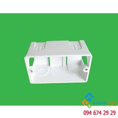 Hộp nhựa âm tường MPE dùng cho MCB