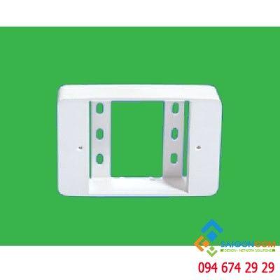 Hộp nhựa nổi MPE dùng cho các mặt và ổ cắm A30