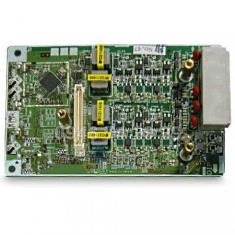 Card mở rộng 4 trung kế Analog KX-HT82480 tích hợp hiển thị số