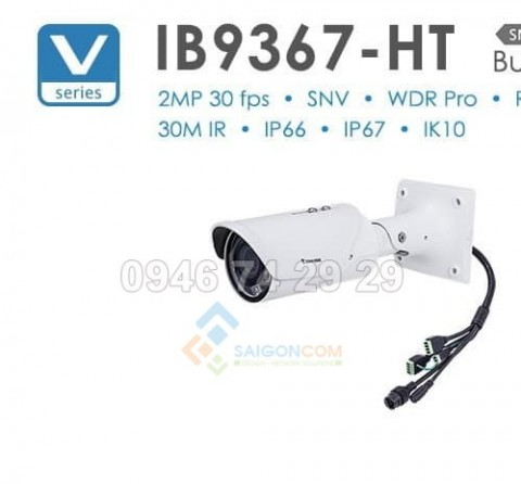 Camera Vivotek IB9367-HT