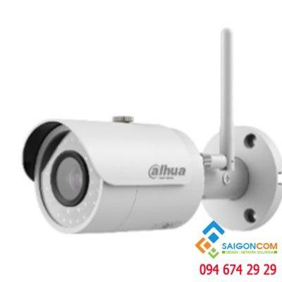 Camera wifi IP 3.0MP hồng ngoại 30m , chống ngược sáng, tích hợp âm thanh HFW1320SP