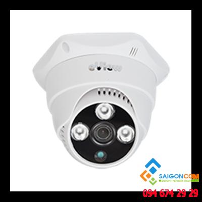 Camera IP eView 2.0MP, hồng ngoại 30m gắn trong nhà (IRD2803N20)
