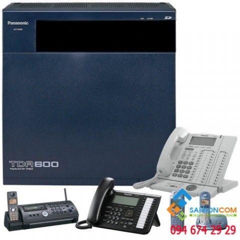 Tổng đài Panasonic KX-TDA 620