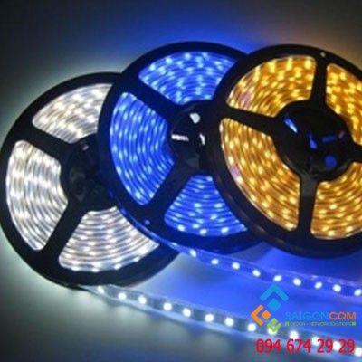 Đèn led dây 5050 1 màu cuộn 5m