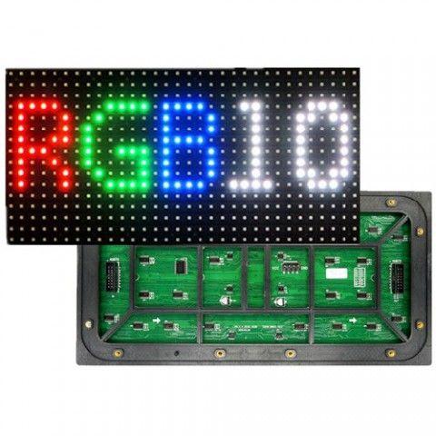 LED Module P10 16x32 ( full màu ngoài trời ) - Đèn led chữ chạy