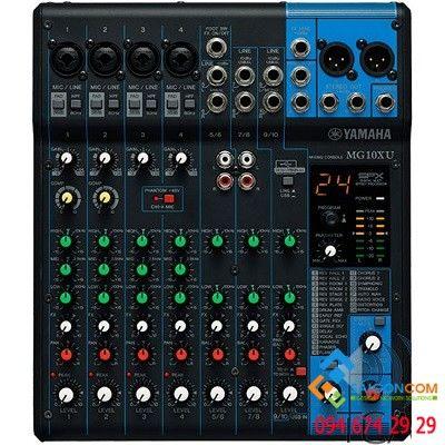 Bộ trộn Mixer Yamaha 10 kênh