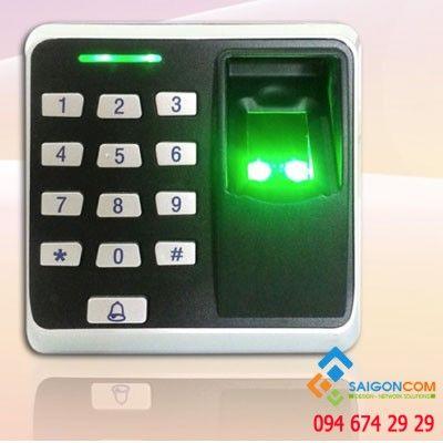 Máy kiểm soát của ra vào 500 vân tay & 2000 thẻ cảm ứng MITA