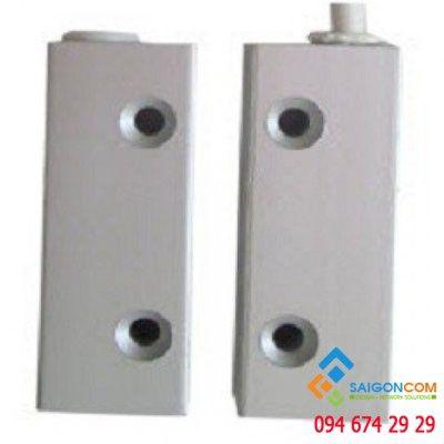 Cảm biến cửa từ có dây dùng cho cửa sắt và cửa gỗ