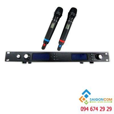 Micro không dây và Bộ thu không dây Shure