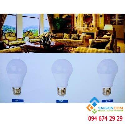 Đèn led bulb JLQP - A60 6W