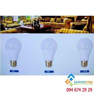 Đèn led bulb JLQP - A60 12W
