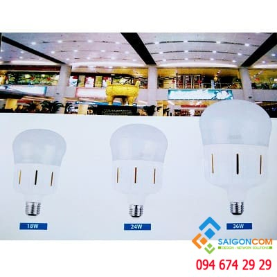 Đèn led bulb JLQP - 24HL 24W