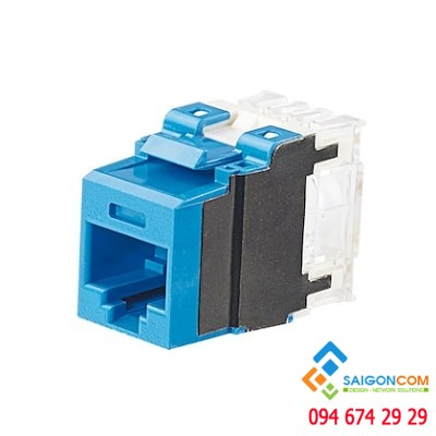 Punchdown Jack Module  Panduit Cat6a