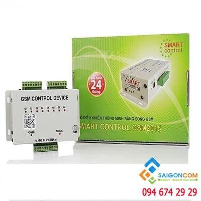 Thiết bị điều khiển thông minh smartcontrol  I-O-GSM
