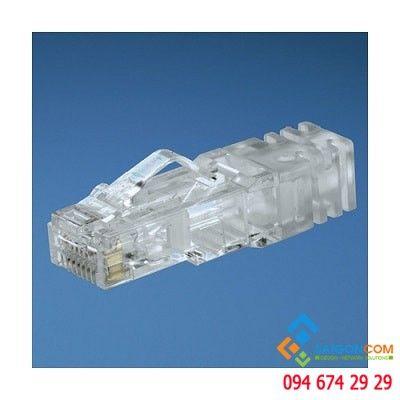 Đầu bấm mạng  - Modular Plug Cat6 UTP  100 Pack