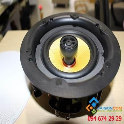 Loa âm trần 5 in, công suất âm thanh 60w, tần số 45Hz đến 20kHz, 8Ω, 90dB