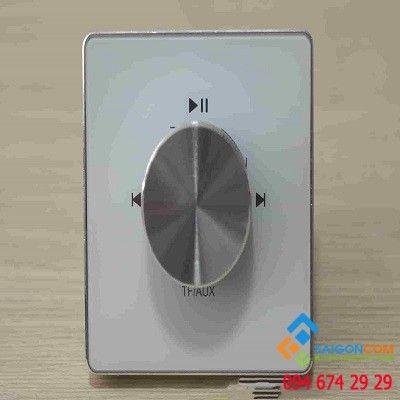 Amply có kích thước nhỏ gọn tích hợp kết nối wifi, có thẻ nhớ