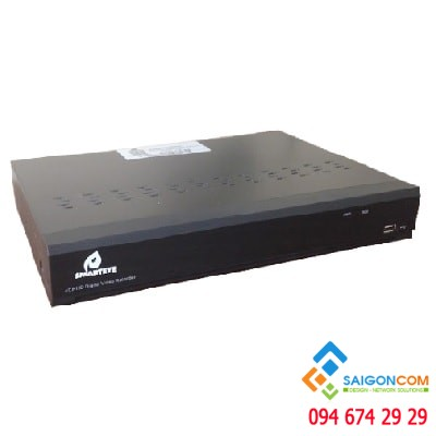 Đầu ghi hình 4CH 1080P (AHD/CVI/TVI) 6CH IP D1104HR