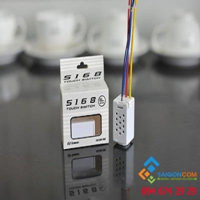 Công tắc cảm ứng S168 tắt mở đèn khoảng cách 100-150m