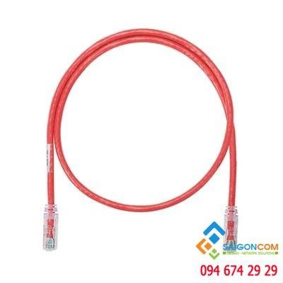 NK Copper Patch Cord Panduit Cat6 3M (Đỏ)