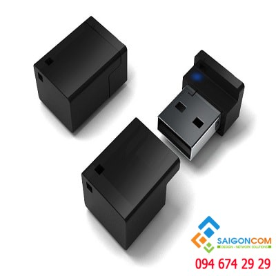 Card mạng không dây siêu nhỏ chuẩn b/g/n đạt tốc độ 150Mbps