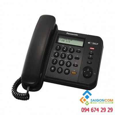 Điện thoại để bàn Panasonic KX-TS580